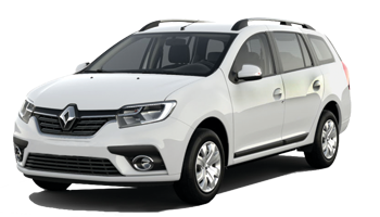 цена на прокат авто Renault Logan MCV 22.97€/сутки
