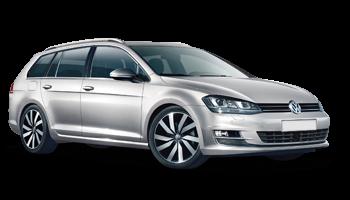 VW Golf универсал снять машину в аренду посуточно
